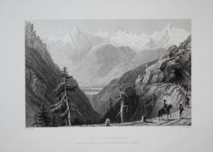 The Bernese Alps Berner Alpen Alpes bernoises Bern Waadt Wallis Schweiz Switzerland Suisse Svizzera Ansicht vi