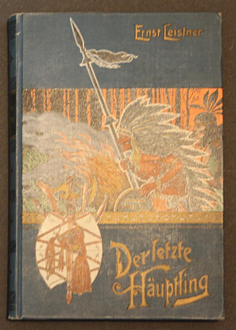 Der letzte Häuptling, der Seminolen Indianer Floridas. 5. Auflage 0