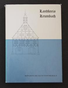 Landkreis Krumbach. Bayerische Kunstdenkmale.