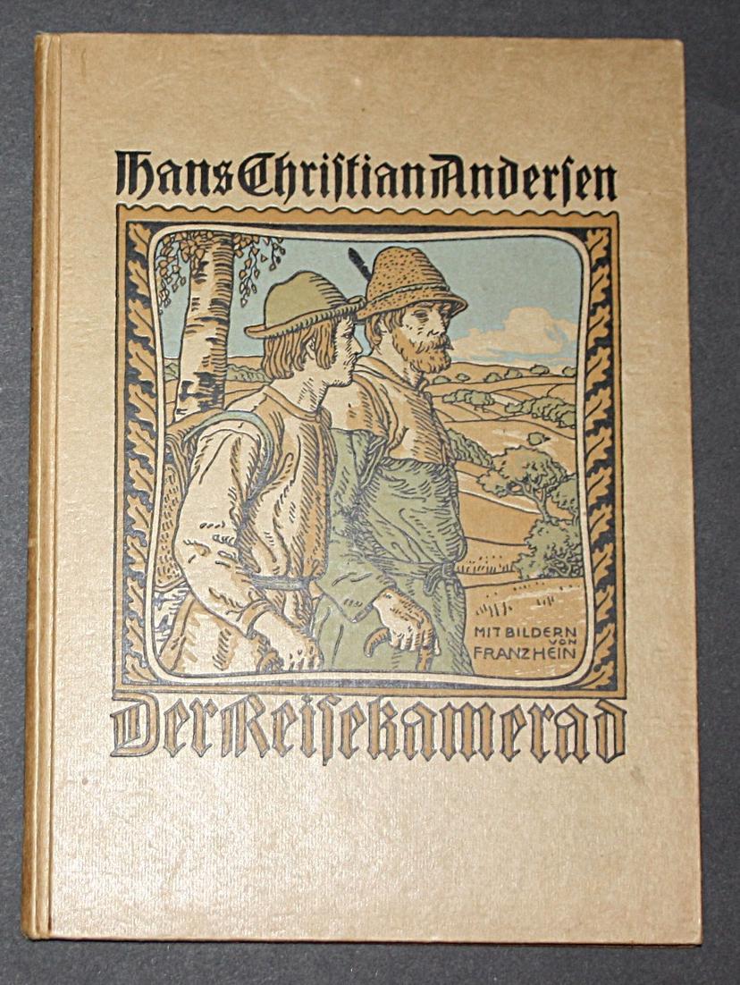 Der Reisekamerad. Ein Märchen von H. C. Andersen. Jubiläumsausgabe 0