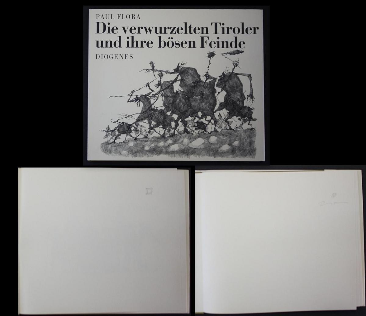 Die verwurzelten Tiroler und ihre bösen Feinde 0