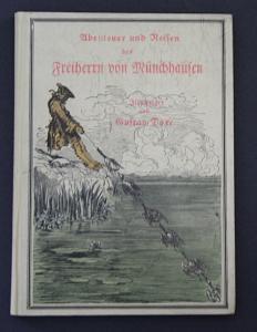 Abenteuer und Reisen des Freiherrn von Münchhausen. 7. Auflage.
