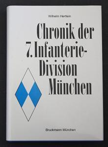 Chronik der 7. Infanterie-Division.