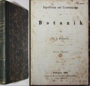 Botanik. Repetitorium und Examinatorium. Zweite Ausgabe.