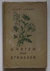 Im Gärten und Strassen. Aus den Tagebüchern von 1939 und 1940.