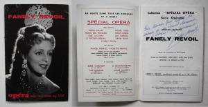 Fanely Revoil. Collection Special Opera. Serie Operette.