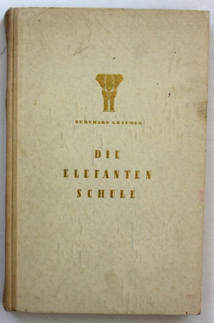 Die Elefanten Schule. Versuche, Erkenntnisse und Beobachtungen an Pferden, Elefanten und vielen anderen Tiere. 0