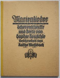 Marienlieder.