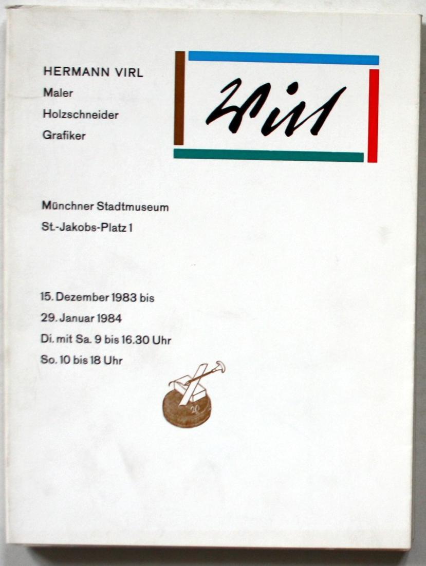 Hermann Virl, Maler, Holzschneider und Grafiker 0