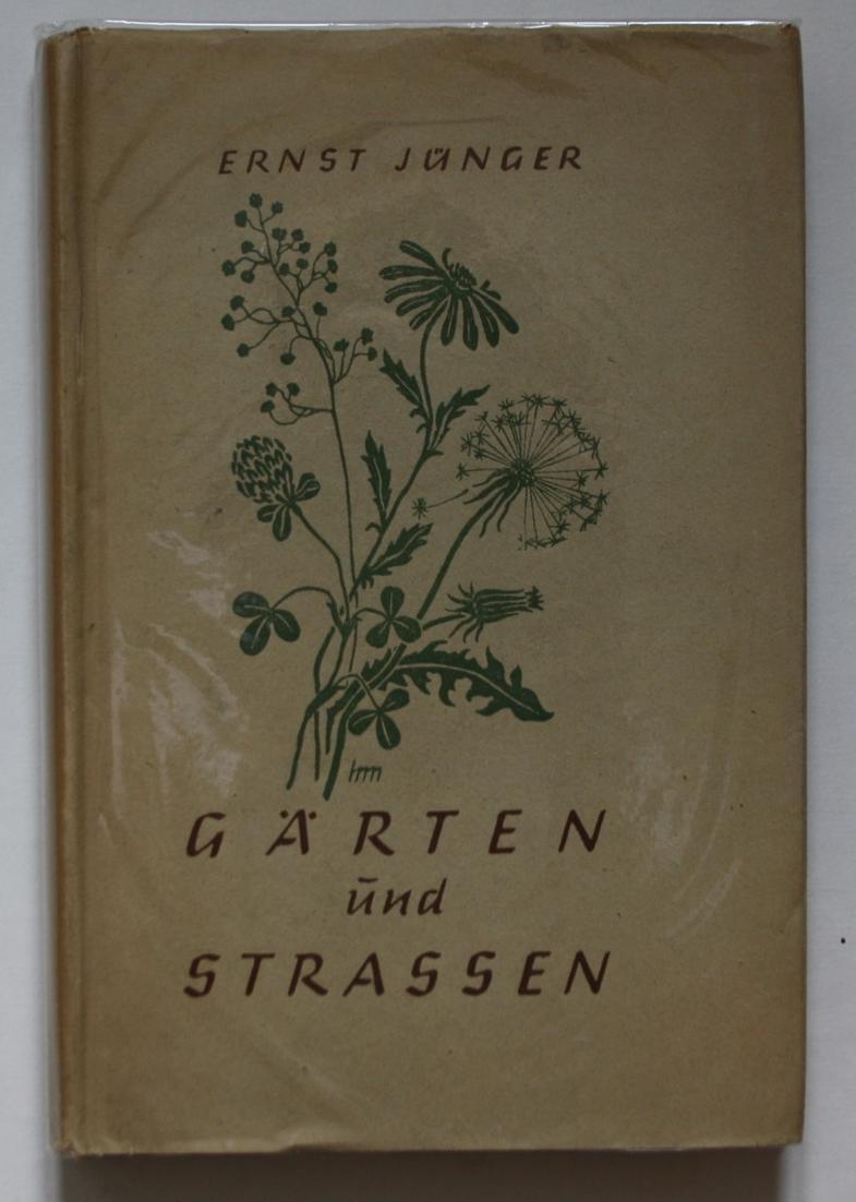 Im Gärten und Strassen. Aus den Tagebüchern von 1939 und 1940. 0