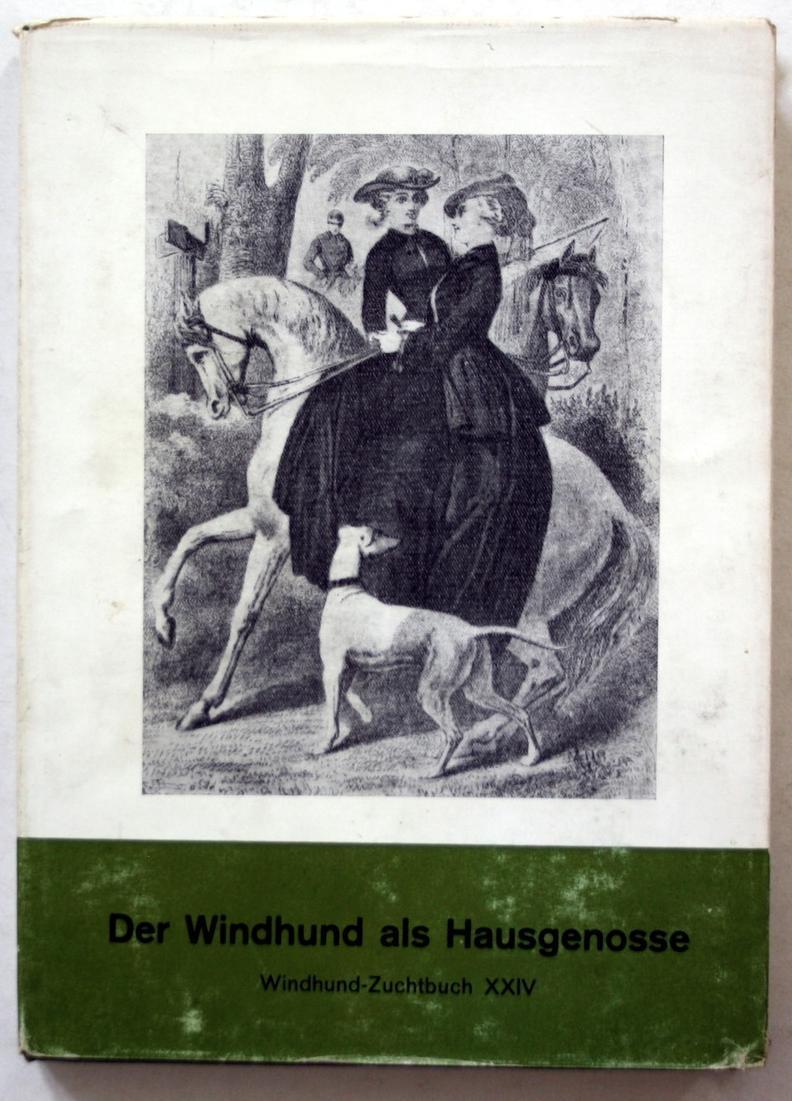 Deutsches Windhund-Zuchtbuch. Band XXIV (24) mit Eintragungen der Jahre 1968 und 1969. 0