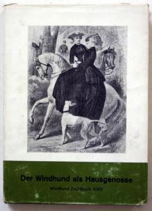 Deutsches Windhund-Zuchtbuch. Band XXIV (24) mit Eintragungen der Jahre 1968 und 1969.
