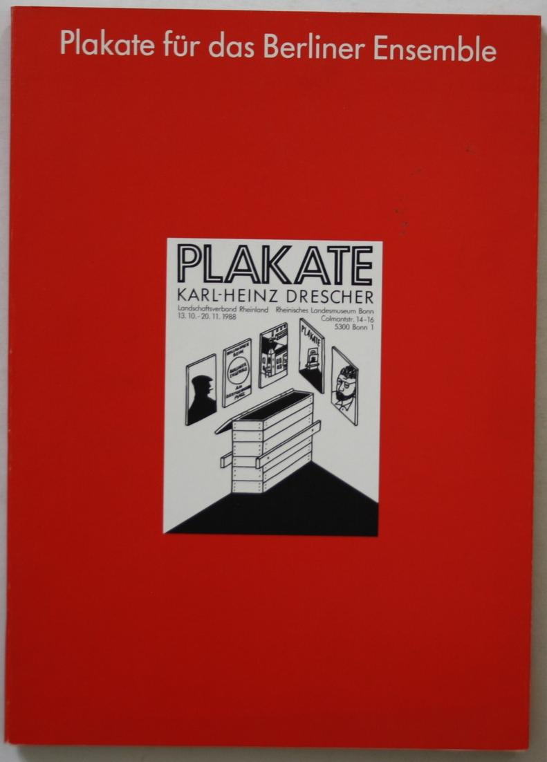 Plakate für das Berliner Ensemble. 0