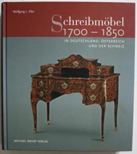 Schreibmöbel 1700 - 1850 in Deutschland, Österreich und der Schweiz