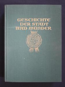Geschichte der Stadt Bad Münder.