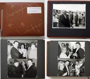 25-jähriges Dienstjubiläum des Herrn Werner Frindte am 6. Mai 1977