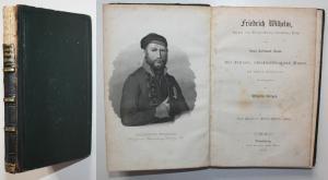 Friedrich Wilhelm, Herzog von Braunschweig-Lüneburg-Oels. Mit Portraits, Schlachtenbildern nach Monten, und an