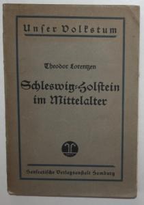 Schleswig-Holstein im Mittelalter.