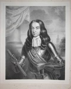 Willem III - William III of England (1650-1702) Oranien Holland Zeeland Niederlande Portrait