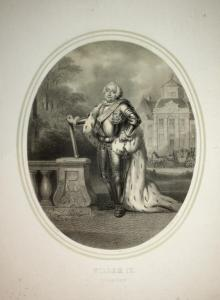 Willem IV. - Willem IV. van Oranje-Nassau (1711-1751) Oranien Nassau Portrait