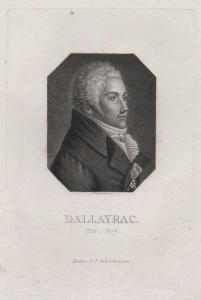 Dallayrac -  Nicolas Dalayrac (1753-1809) French composer Komponist Portrait