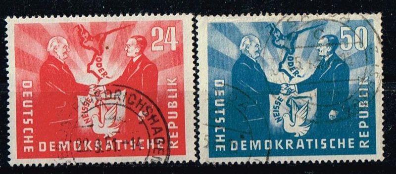DDR Mi.Nr.284.85 gestempelt Treffen der Staatspräsidenten Michelwert 35 Euro