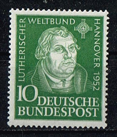 BRD Mi.Nr.149**postfrisch Lutherischer Weltbund Michelwert 15 Euro