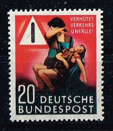 BRD Mi.Nr.162**postfrisch Verkehrsunfall-Verhütung Michelwert 20 Euro