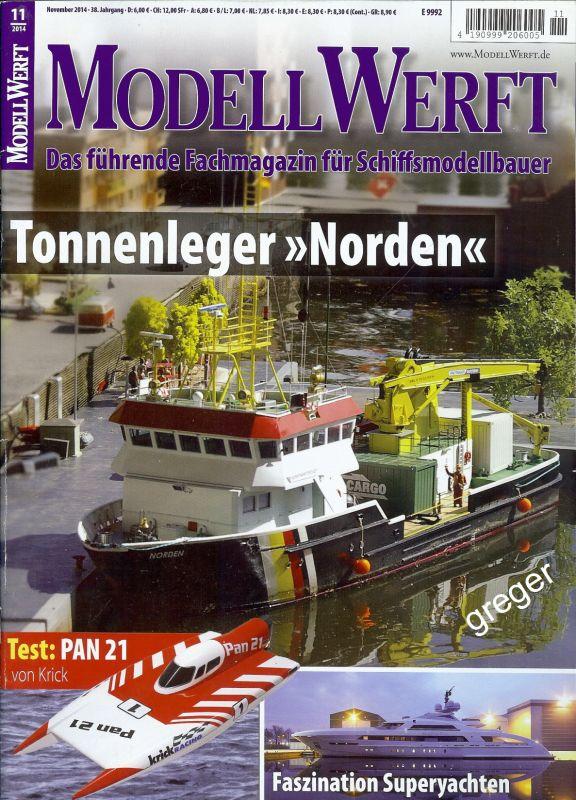 Modellwerft 11/014