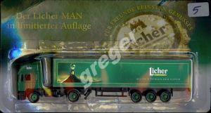 Bier-Werbetruck-LKW- Licher  Art. Nr.5