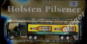 Bier-Werbetruck-LKW- Holsten Pilsener     Art. Nr.7