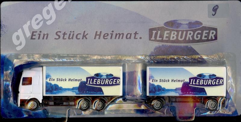 Bier-Werbetruck-LKW- Ileburger Sachsen     Art. Nr.9