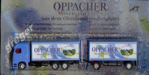 Getränke-Werbetruck-LKW-Oppacher Mineralquellen    Nr.15