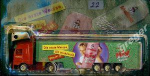 Bier-Werbetruck-LKW  Berliner Weisse     Nr.22