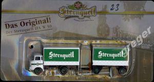 Bier-Werbetruck-LKW  Sternquell    Nr.23