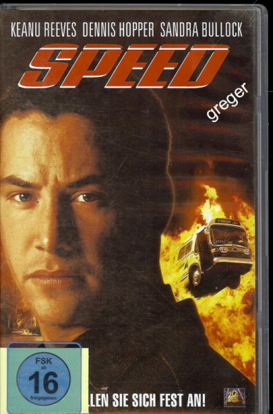 VHS Video Film    Speed  58