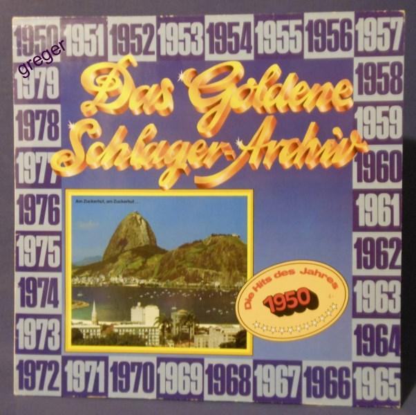 LP Die Hits des Jahres 1950 Nr.1