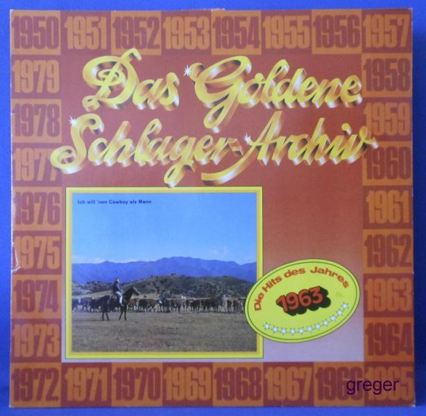 LP Die Hits des Jahres  1963  Nr.14