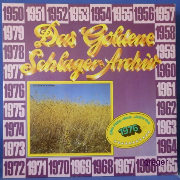 LP Die Hits des Jahres  1976  Nr.27