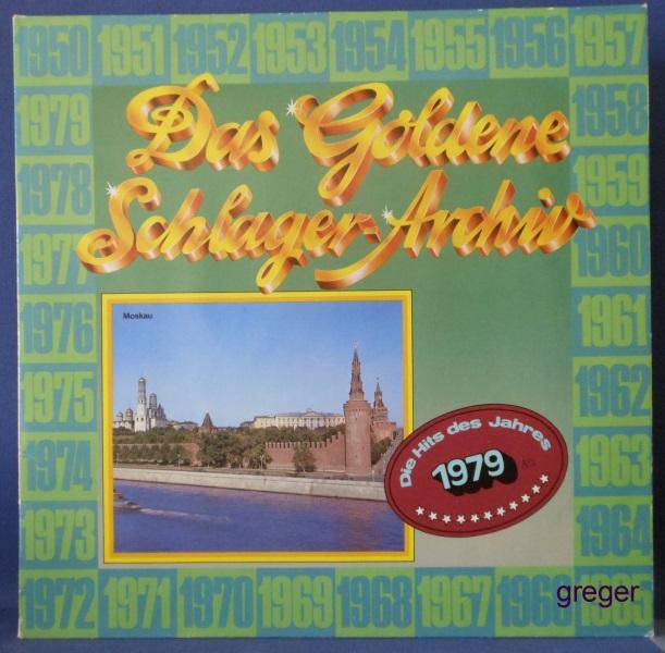 LP Die Hits des Jahres  1979  Nr.30