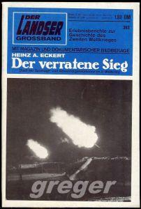 Der Landser Grossband Nr.393