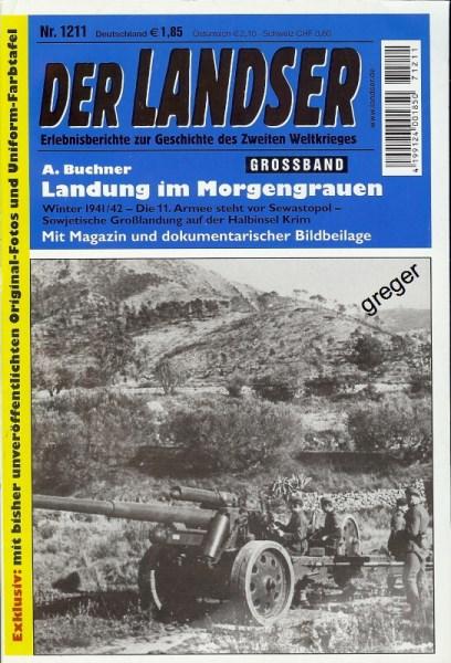 Der Landser Grossband Nr.1211
