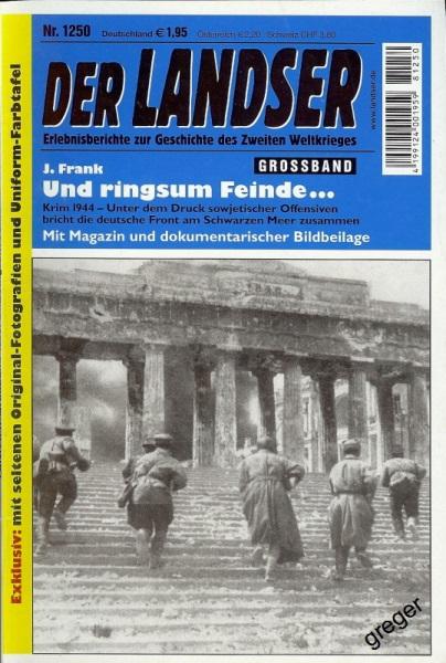 Der Landser Grossband Nr.1250