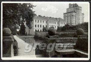 AK Österreich Deutsches Reich Kremsmünster Sternwarte mit Gymnasium -  9/48