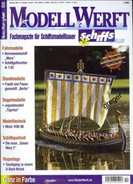 Modell Werft   12/03 a