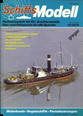 Schiffsmodell   11/79 a