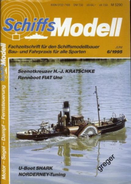 Schiffsmodell    6/95 a