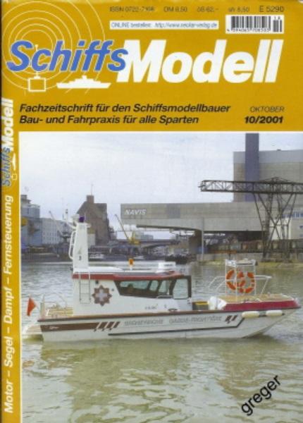 Schiffsmodell  10/01 a