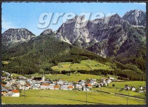 AK Österreich  Abtenau gegen die Tagweide, Tennengebirge   26/46
