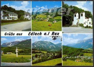AK Grüße aus Edlach an der Rax, Mehrbild   27/1